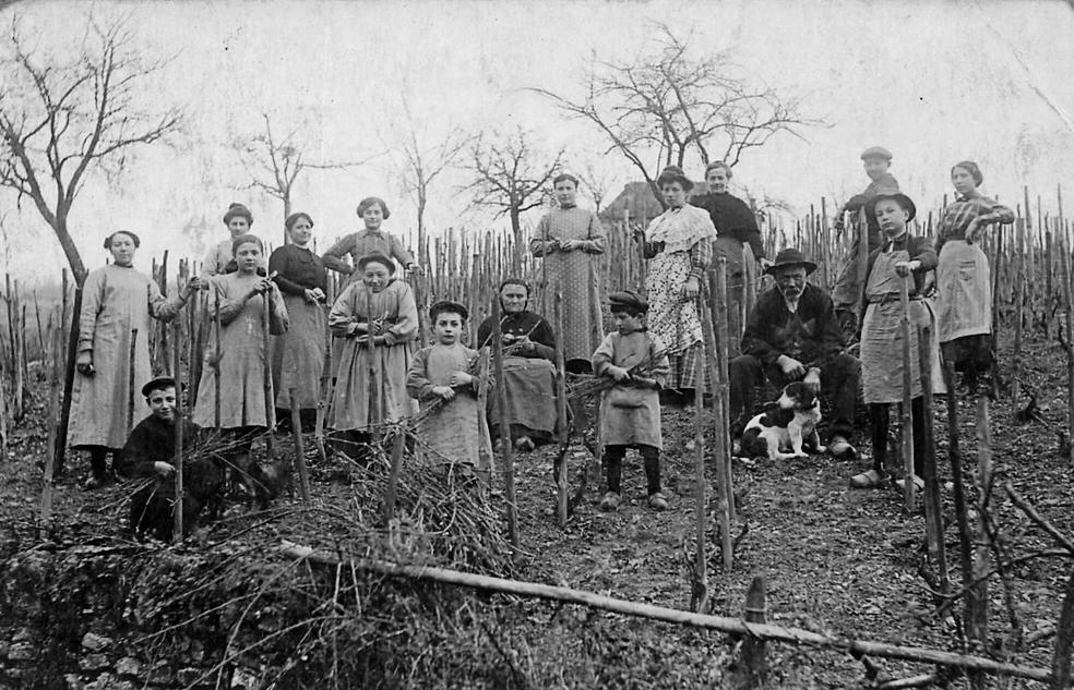 iguerande 15 - 1918 la rivière