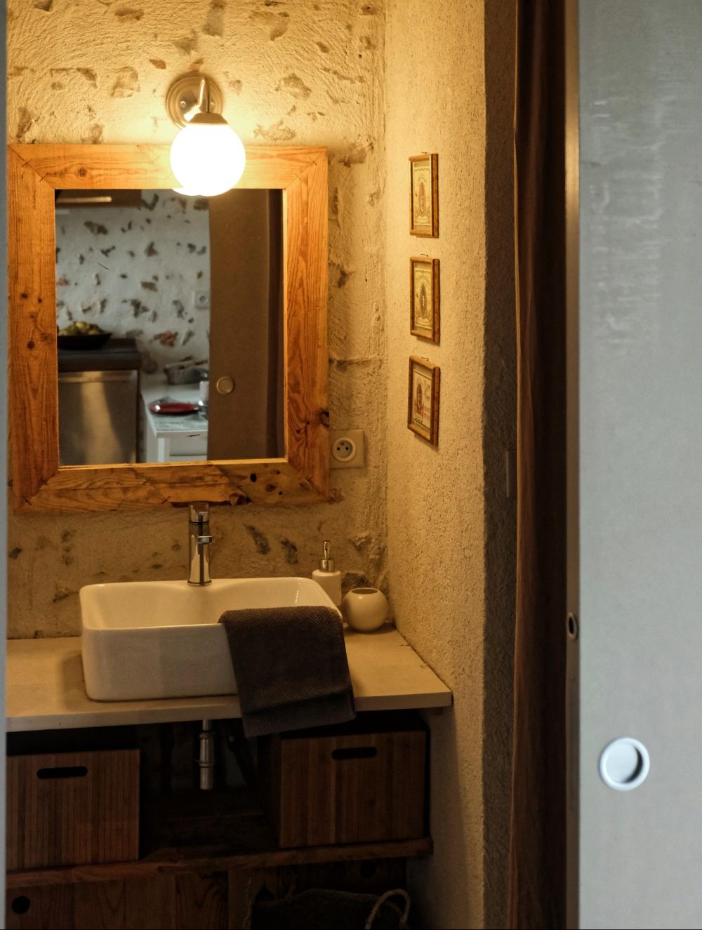 gite-salle d'eau